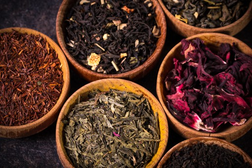 Flavored tea case study