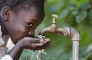 drink great coffee give clean water