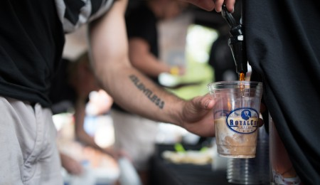 Official coffee and tea of Sloss Fest