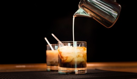 how to make a white russian with cold brew coffee