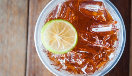 National Iced Tea month Royal Cup