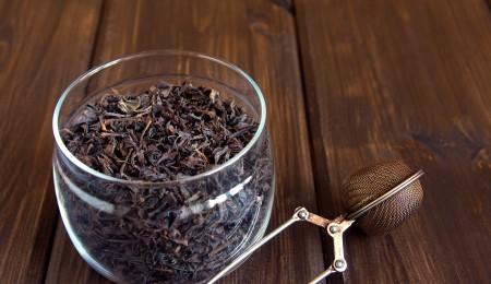 Organic breakfast tea