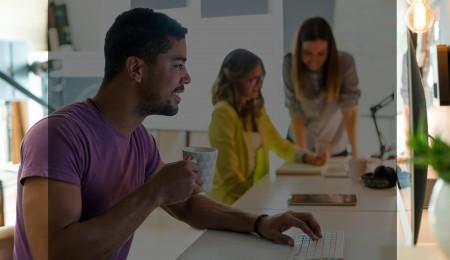 office coffee millennials