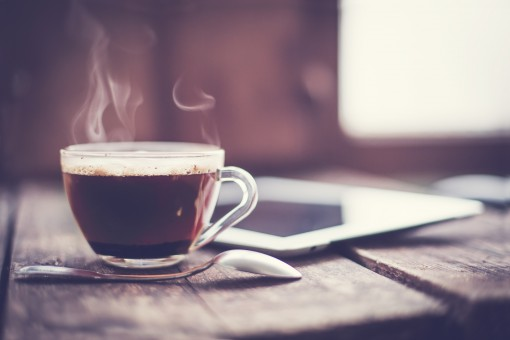 Great coffee means happy employees