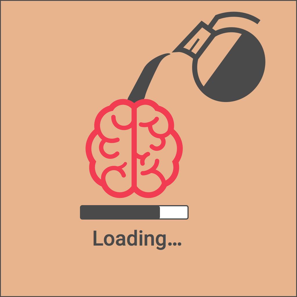 Kaffe hjerne
