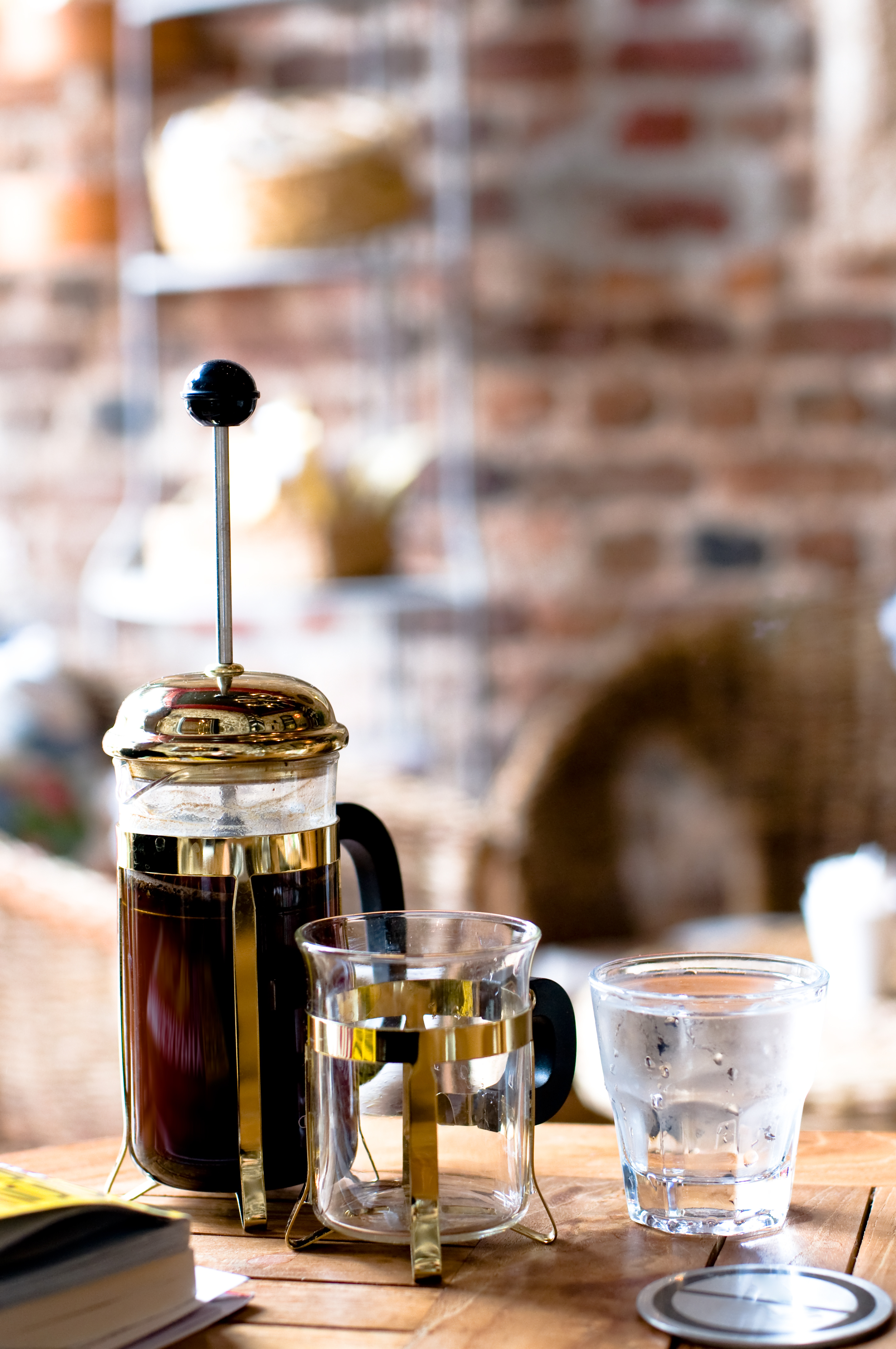Bed bath beyond french press - How To Make Your Own Cold Brew Coffee With A French Press Royal