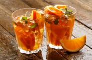 healthy glass of sweet tea