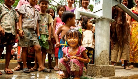 world water day cambodia neverthirst