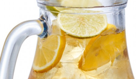 Simple syrup recipe for iced and hot tea
