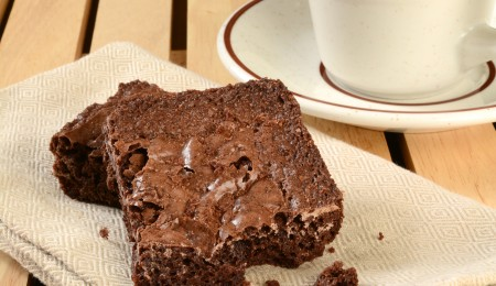 how to make coffee brownies