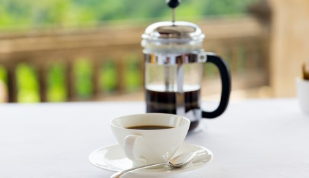 How to make the perfect cup of coffee with a french press