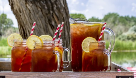 How to make a healthier sweet tea for summer