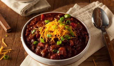 how to make beef brisket chili